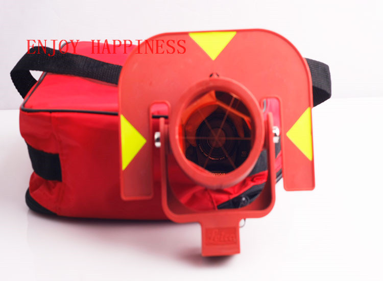 ФОТО Replace Leica Gpr111 Red Color Prism For  Leica Total  Stations