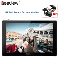 BestView R7 4K HDMI Monitor 7 Inch LCD Full Touch Screen 1920x1200 Video Camera DSLR Monitor for Sony Canon Nikon Panasonic