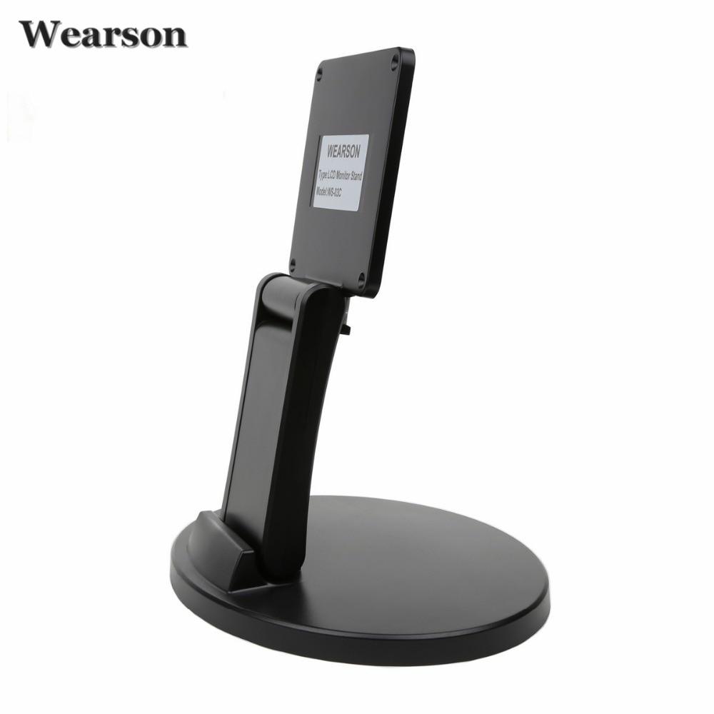 Wearson WS-03C մետաղական LCD հեռուստացույցի - Համակարգչային արտաքին սարքեր - Լուսանկար 3