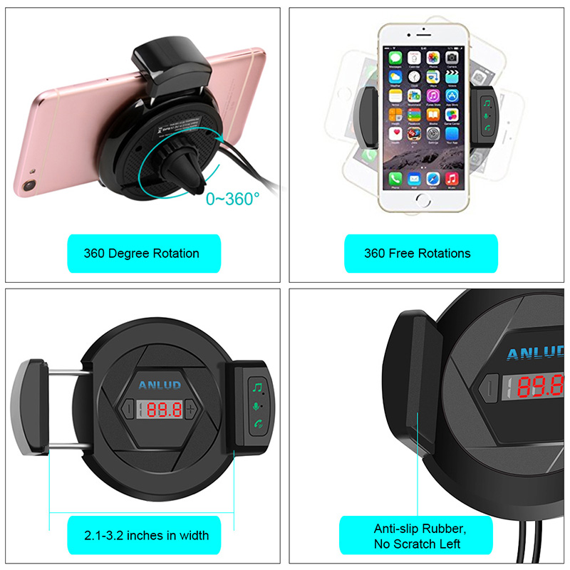 car phone holder fm transmitter (16)