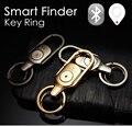 Contra la Pérdida de Smart Key Finder Localizador Rastreador Bluetooth 4.0 Keyfinder Llavero Marcador de Alarma Inalámbrica de Alarma Llavero de Claves de Búsqueda