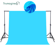 1.6*4M/5.2*13Ft Blue Shoot Screen PHOTO BACKGROUND Backdrop Non Woven Chroma key Background For Fotografia Photography Studio yixiang high quality background 1 6 x 1m 3m 2m 4m 5m 6m diy photography studio 100% non woven backdrop background screen