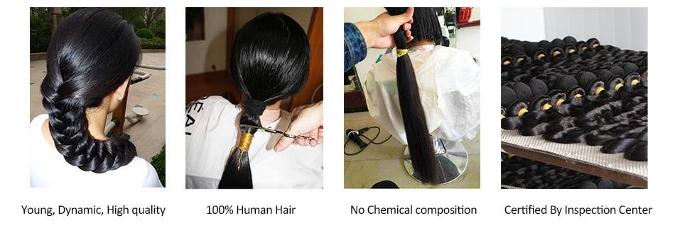 Straight Hair Bundles (2)