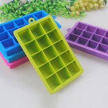 Food Grade Silicone Ice Cube Mold