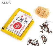 5PCS NEW Powerful Effective Cockroach Killing Bait Kakkerlak Bait Pest Control Cockroach Killer repellent Powder