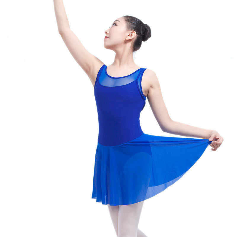 48e8e84df ... New Adult Leotard Skirt Women Ballet Dance Costumes High Quality  Camisole Dress Leotard Ballet Leotards Dress ...