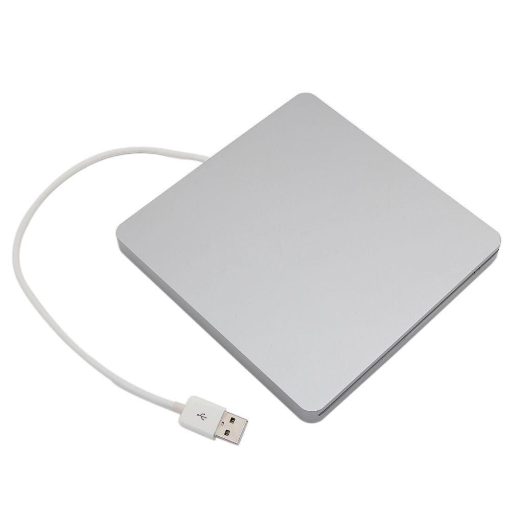 USB External DVD Drive Burner Case for MacBook Air Pro iMac Mac mini Superdrive