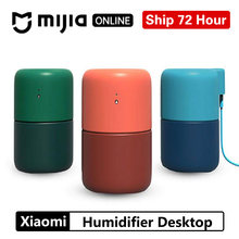 Original Xiaomi VH Diffuser Desktop USB Mini Humidifier Silent Anti-dry with Touch Switch SPA Youpin sensation 480ml(China)