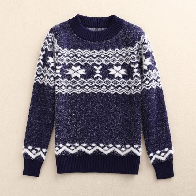 Boys Knit Vest Sweater Winter Casual Boys Cardigan Children Kids