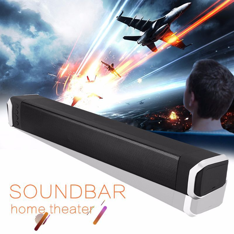 Itek Portable Rectangle Wireless Bluetooth HiFi Speaker Stereo Subwoofer Loudspeaker Speakers Support Handsfree FM Radio TF Card