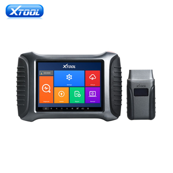 Herramienta de diagnóstico para coche XTOOL A80 H6, sistema completo, herramienta de reparación de automóviles OBDII, programación de vehículos y odómetro, actualización de ajuste a través de WIFI