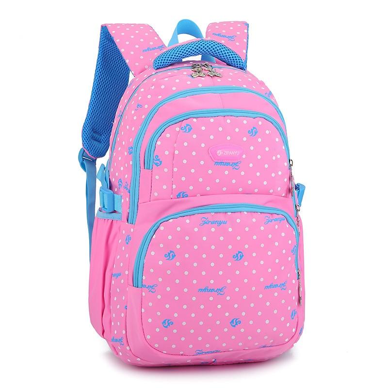 Infantil, Girls, Backpack, Schoolbags, Escolar, Kids