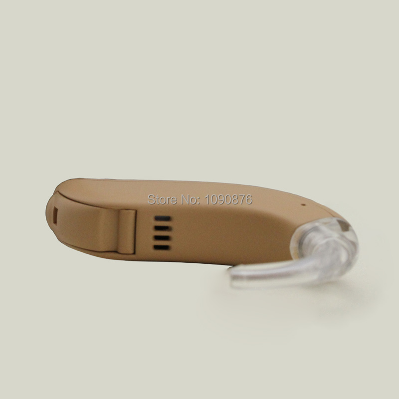 (Free Cable) Super Power 4 Channels 2 Memories BTE Digital Programmable Hearing Aid
