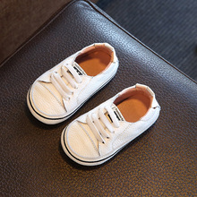 Autumn Children Shoes Casual Kids Shoes Girls Boys Shoes  Genuine Leather Sneakers