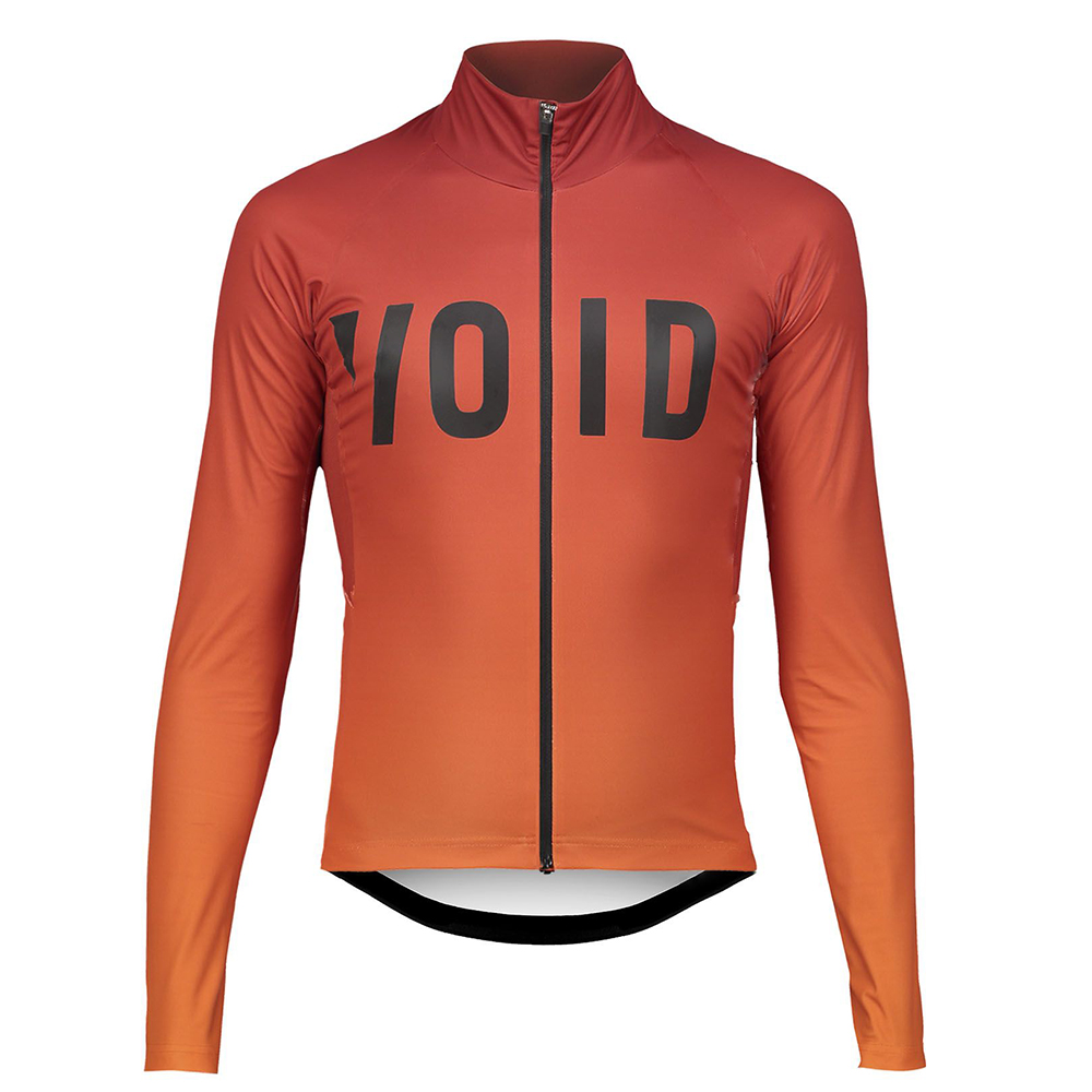 2018 New Long Sleeve VOID Cycling Jersey Shirts For Men Autumn Sport Bicycle  Road MTB Bike 55b505116