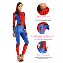 High Quality Captain Marvel Women Cosplay Costumes Femal Carnival Superhero Costumes Venom Spider Jumpsuits Disguise Dress