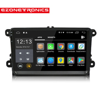 Auto Android 9inch Car Audio Car DVD Player GPS Radio For VW GOLF 6 Polo Bora JETTA B6 PASSAT Tiguan SKODA OCTAVIA Bluetooth USB