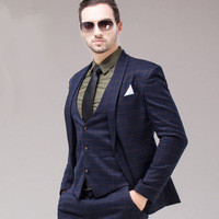 2016-Male-3-Piece-Blue-Plaid-Slim-Suit-Groom-Married-Formal-Wedding-Dress-Suit-Men-Vintage.jpg_200x200