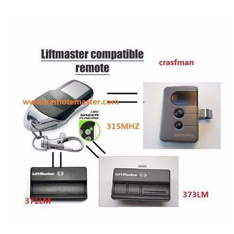 LiftMaster 371LM Garage Remotes
