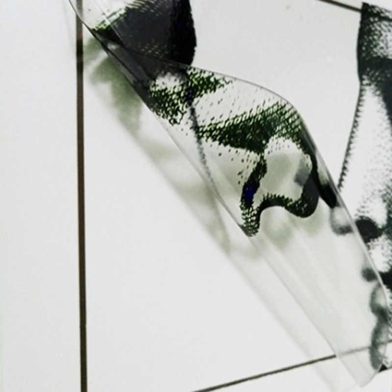 Fornasetti прозрачные наклейки стены декоративные классической художественной обои разделены роспись стены стикеры DIY украшения стены