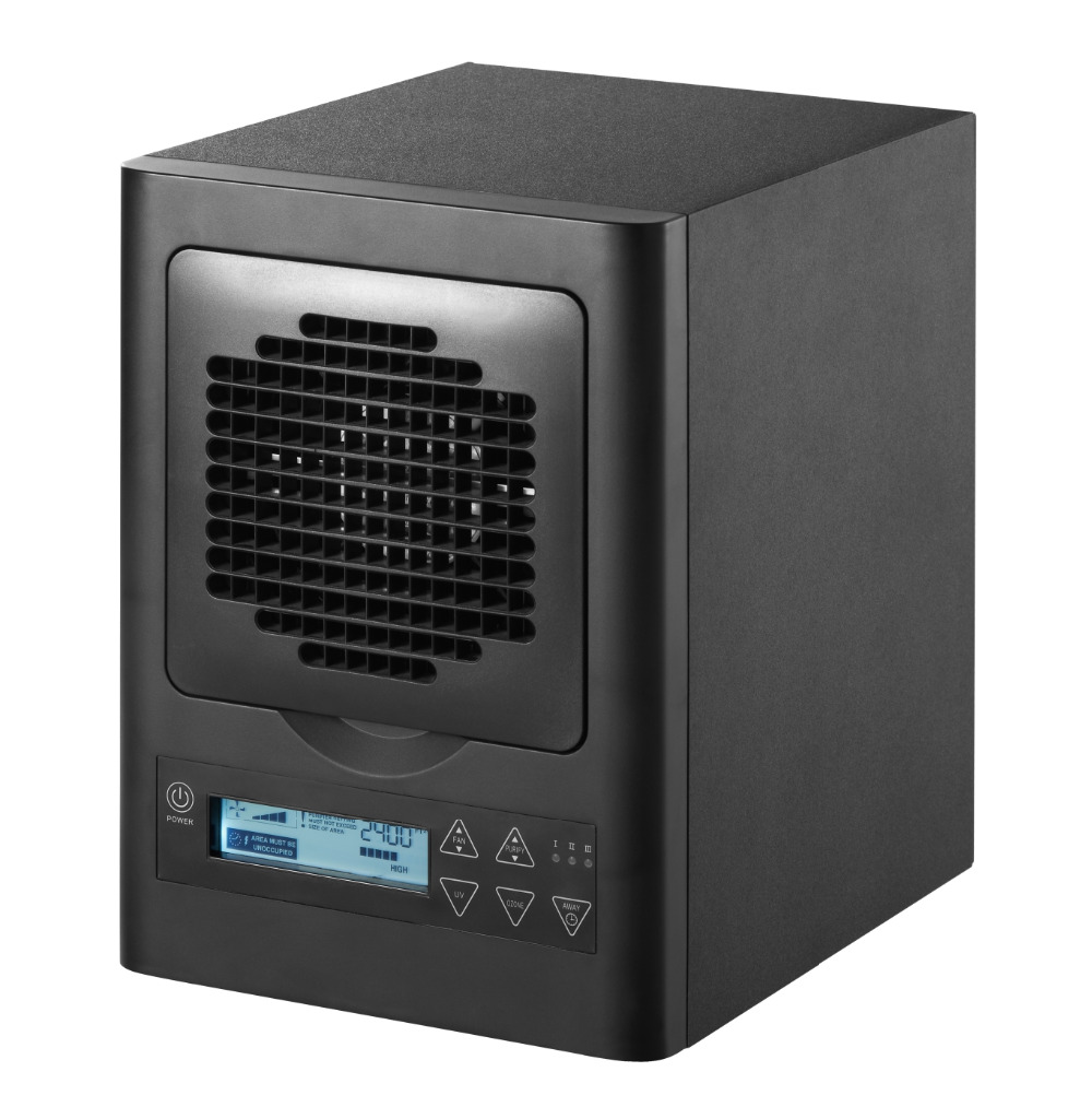 Electric air purifier ( HEPA+ carbon filter+ photo catlytic filter+ UV+Ionizer+ ozone function