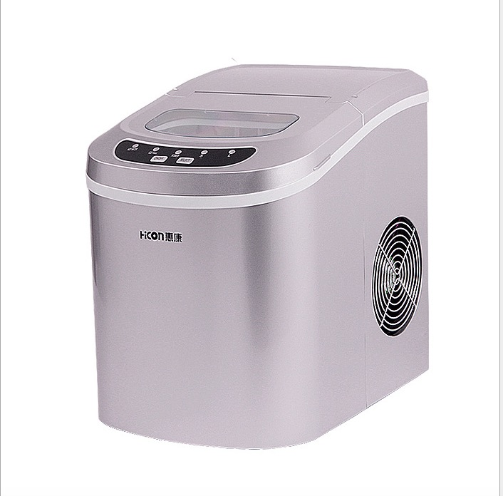 Ice production 15kg/24h Bullet ice maker cube machine for home/commercial ice block making machine icee machines for sale edtid new high quality small commercial ice machine household ice machine tea milk shop