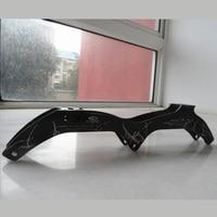 Speed Skate Frame 3 X 125mm City Run Inline Aluminum Alloy 7075 For 3 Wheels Speed