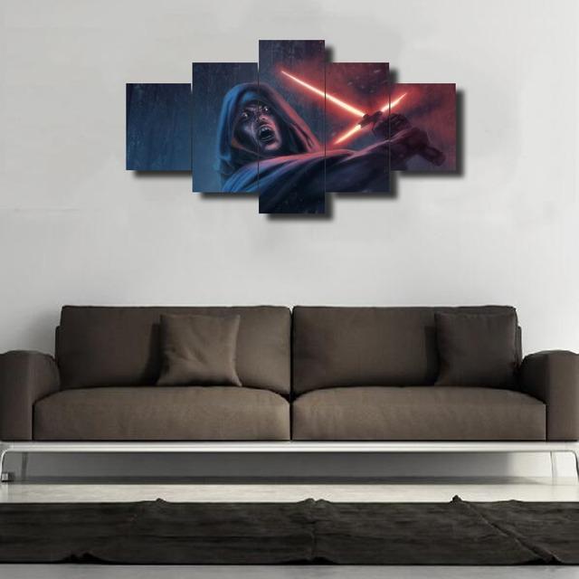Star Wars Modular Canva Poster