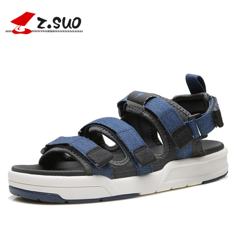 2018 Summer Sandals Men Rome Style Casual Summer Shoes Men High Quality Outdoor Waterproof Men Sandals Students Shoes For Boy