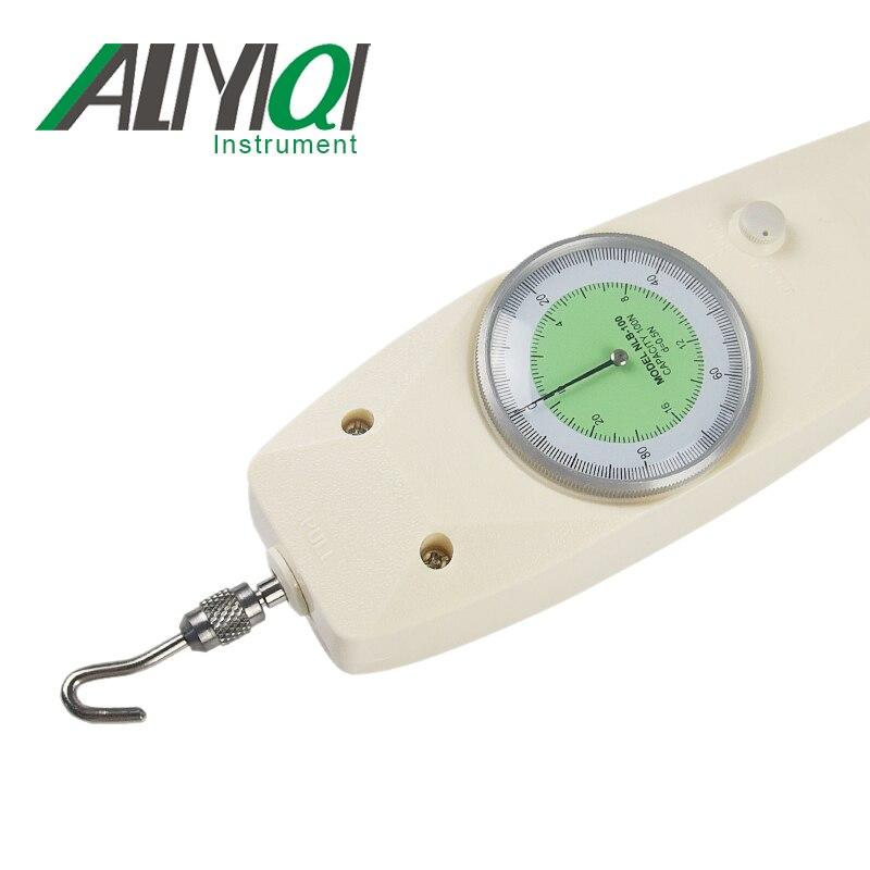 NLB-50 50N аналоговый Pull force калибровочный динамометр измерительные приборы высокого качества динамометр