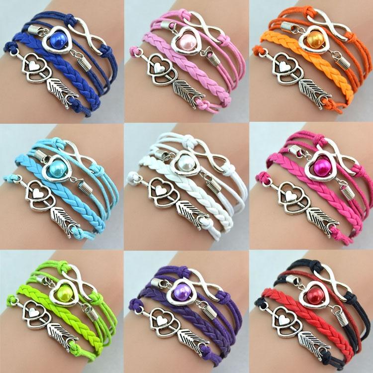 Aliexpress.com : Buy New Fashion 9 Colors Jewelry Women