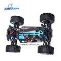 Hsp brontossauro rc racing toy car 1/10 escala 4wd elétrico off road monster truck brushless de alta potência superior (ITEM no. 94111TOP)