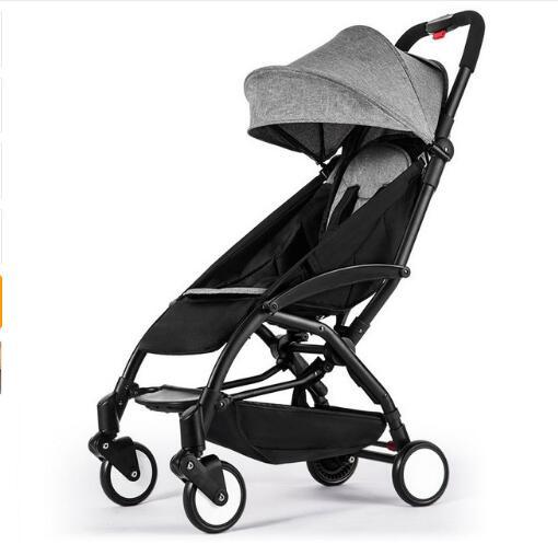 Original baby yoya Stroller wagon Car Accessory Folding baby Carriage Bebek Arabas Buggy naissance babyyoya stroller Trolley