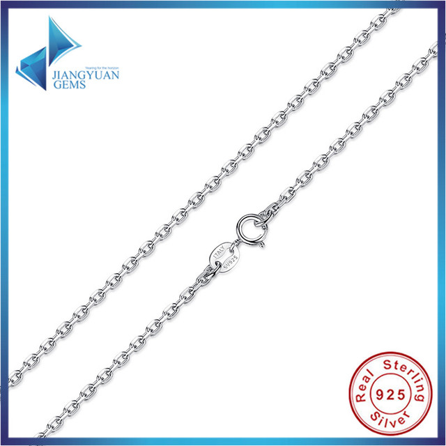 Fashion DIY Gift For Women Necklaces Letter Names 925 Sterling Silver Jewelry Chain Necklaces Pendants Silver wholesale SCA007