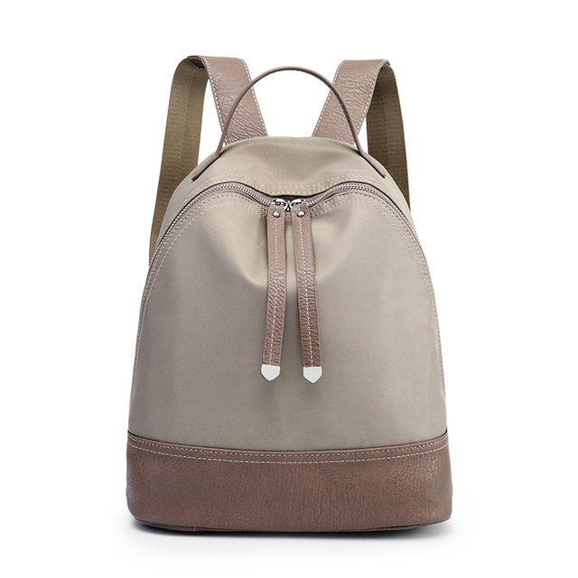 Women Genuine Leather Bag Brand Backpacks Famous Designer Backpack Kanken  Classic backpacks for teenage girls Travel 8e2510863f151