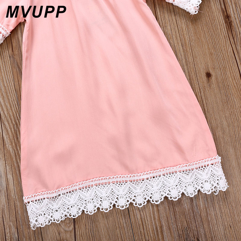 HTB1R2G3kOMnBKNjSZFCq6x0KFXac MVUPP mother daughter dresses Solid Fashion for mommy and me clothes family look mom baby elegant dress matching outfits summer