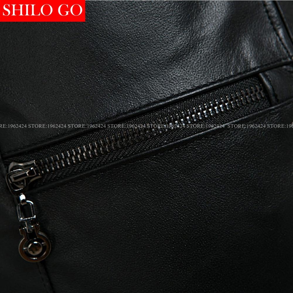 PUNKRAVE otoño cálido artefacto de pie ajustado con estiramiento Casual Delgado negro Leggings ropa de las mujeres - 5