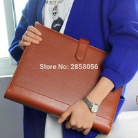 A4 Multifunctional Folder Loose Sheet 4 Hole Business Manager Folder Car Real Estate Sales Information Entrainment