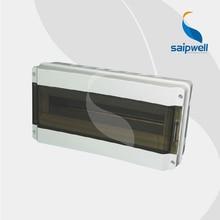 118Ways IP65  Waterproof Distribution Box / Industrial Waterproof Enclosure  SHK-18  370*195*105mm