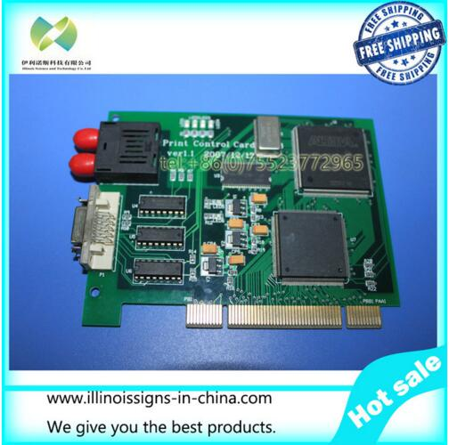 PCI 8 heads printer parts