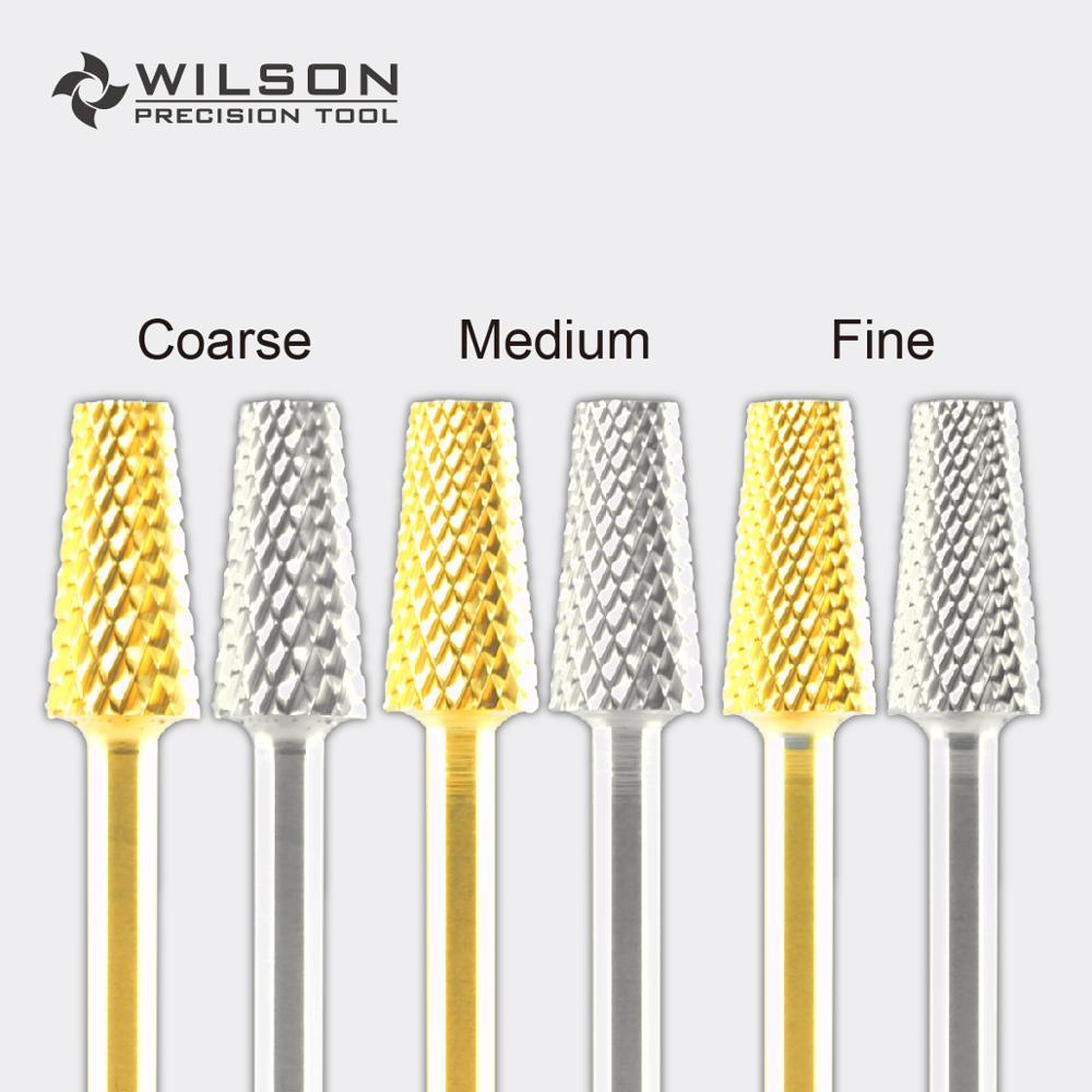 battel conico bit ouro prata wilson carbide bit prego broca oal 38 1 milimetros destro pessoa