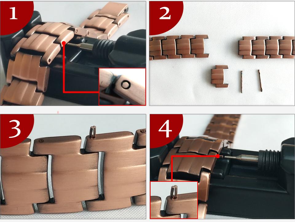 Женский магнитный браслет vivari трендовый 3 тонов цвета стрела