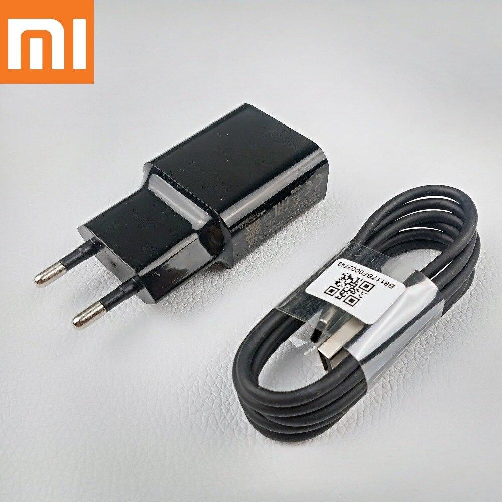 Origine Xiao mi mi max 3 chargeur Rapide Rapide 12 v/1.5A QC3.0 MUR Ue ADAPTATEUR De charge Pour Mi mi 8 mi x 2 s mi 6 mi A2 A1 note 3