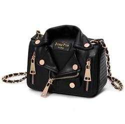 European Hot Brand Designer Motorcycle Bags Women Clothing Shoulder Jacket Bags Messenger Bag Women PU Leather Handbags 120