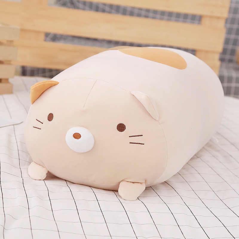 Японской анимации Sumikko Gurashi плюшевые игрушки Сан-X углу био мультфильм куклы для детей милые мягкие для девочек на день рождения 28 см