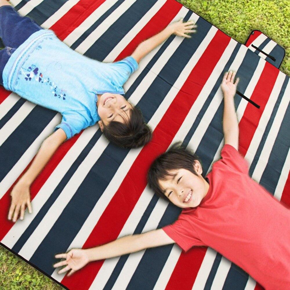 Picnic Rug Sports Direct: Waterproof Flannel Outdoor Picnic Blanket Mat Outdoor