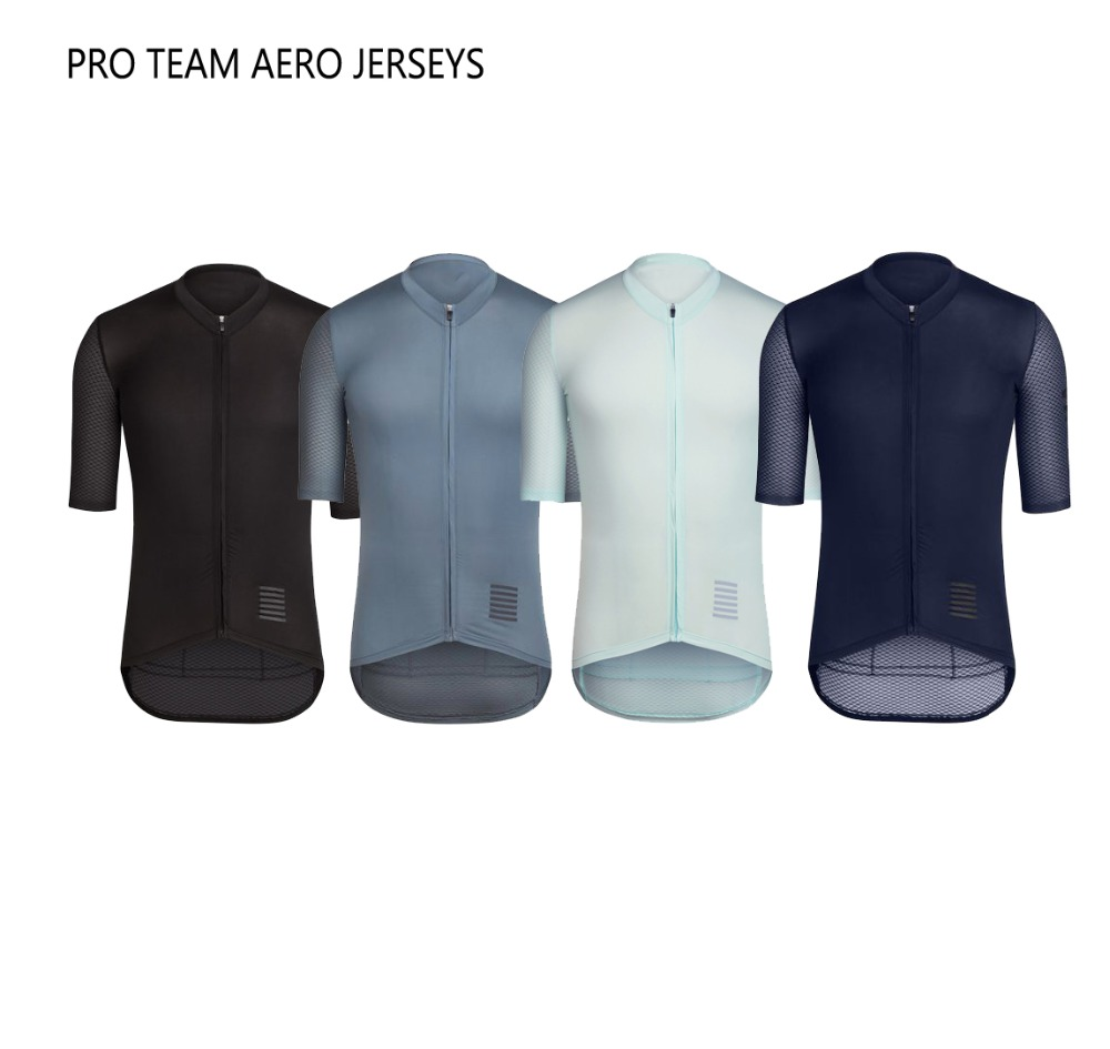 Wear better Top Quality PRO TEAM AERO CYCLING Jerseys Short sleeve Bicycle Gear race fit cut fast speed road bicycle top jersey buttoned closure back cut and sew cap sleeve top