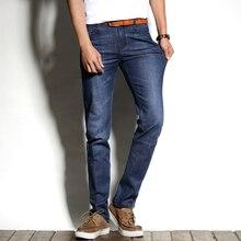 2016 Jussara LEE Brand Spring Autumn Jean Slim Regular Fit Stretch Jeans pantalones vaqueros hombre asculina
