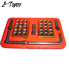 """ZT01-01 23 Отверстия прецизионные 1-2-"""" блоки параллельный зажимной блок набор стальной блок"""