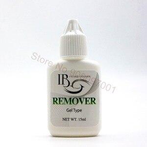 Image 1 - เกาหลี IB 15 กรัม Professional Eyelash กาวกาว Debonder เจล Eyelashes แต่งหน้า Remover เครื่องมือ 10 ชิ้น/ล็อต